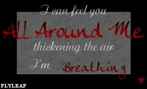 All Around Me - Flyleaf by mkhermione