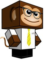 Cubee - Code Monkey by 7ater