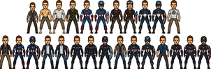 The First Avenger! by BAILEY2088
