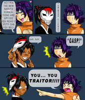 Narutards and Bleach Fanatics by mianime