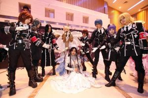 Trinity Blood: Rosencreuz Orden by Ray-DDDDD
