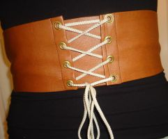 Toph Bei Fong Belt (back) by h2opologirl777