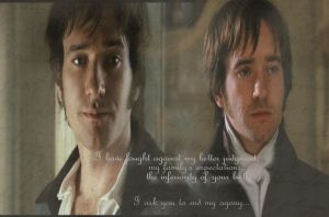 Mr Darcy by TayTeaBean