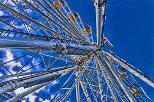 The big wheel by hubert61