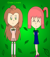 CE: Grass Lovers by RisingSunYamamoto98