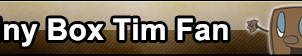 Button - Tiny Box Tim by Mark-Buttons