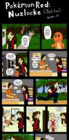 Red Nuzlocke Part Two by Kitsune-chan16