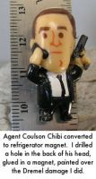 Magnet Coulson by dvandom