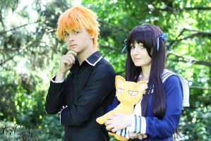 Fruits Basket #7: The Cat and the Onigiri by AilesNoir