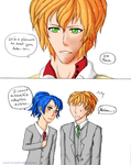 -- DMMD: When Aoba Met Theo -- by Kaishiru