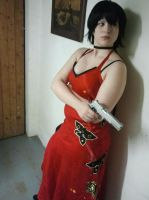 Ada Wong Resident Evil 4 Cosplay 2 by Bellaju