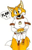 Flan?? by bdever