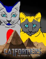 Catformers: The Revenge Of The Feline by YaFArts