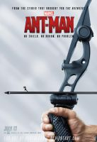 Ant-Man feat. HawkEye by PortalComic