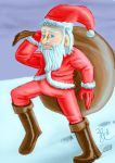 Santa Night 2015 Colour by mosobot64