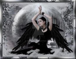 Black Angel 2012 by nudagimo