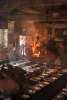 Blists Hill Foundry 1 by James-Marsh