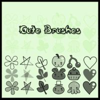 Cute Brushes by KrisPS