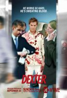 """Dexter"" S3 Poster by themadbutcher"