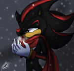 its getting cold by Sora-in-my-pants