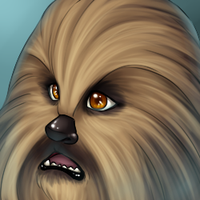 ChewbaccaBigSis Icon Prize by soulwithin465