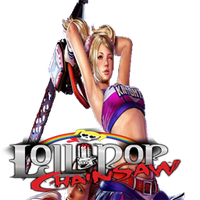 Lollipop Chainsaw Dock Icon by Rich246