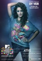 MTV ema 09 Turkey Atiye II by mehmeturgut