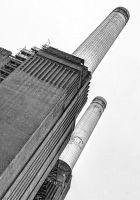 Battersea Power Station 2 by thegreatmisto
