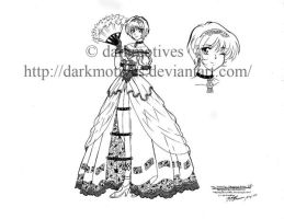 Victorian Era Design by darkmotives