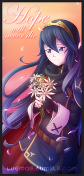 Lucina - Hope will never die by Lugidog