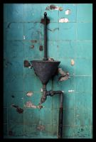 Old School Urinal by Kl-lAYMAN