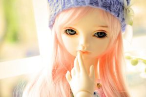 Cute Doll 5 by amazing25