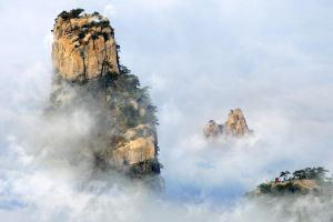 Huang Shan Mountain-48 by SAMLIM