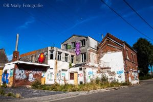 Lost in Doel by TLO-Photography