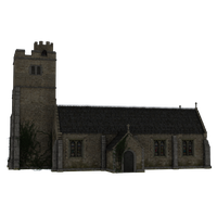 Church 4 by Waya-Stocks