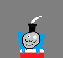 Thomas the Tank Engine by Hordaks-Pupil