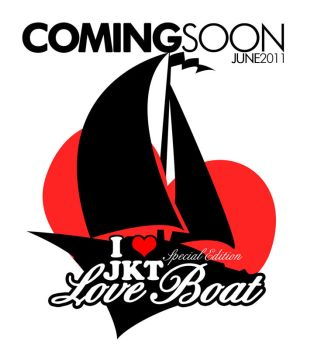 i love jkt boat vers by penry