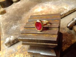 Easy tourmaline by Debals