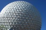 Space Ship Earth at WDW by Tabatha87