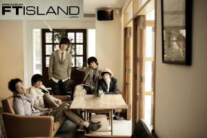 Personal USE FT Island by SungminLee