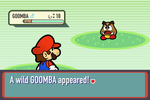 A wild GOOMBA appeared by Nelde