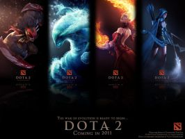 DotA 2 Wallpaper 2 1024x768 by zadelim