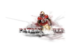 Patrick Willis by Rlarson1223