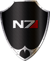 N7 Shield by NoAng3l