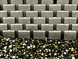 Bricks and Pebbles by RRGreiner