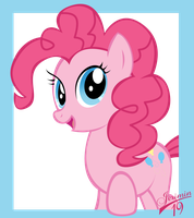 Pinkie Pie by Jerimin19
