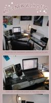 Ahro's NEW Workstation by Ahr0