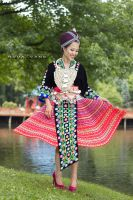 Beauty All Around Us (Hmong Girl) by HouaVang