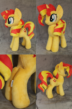 Sunset Shimmer for sale by WhiteDove-Creations