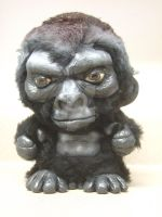 Classic Monster Munny: Kong by BananaFairy59